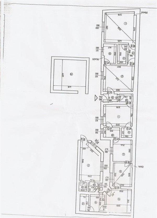 Imagine 8 Vanzare Casa P+Pod mansardabil Pache Protopopescu - metrou Iancului