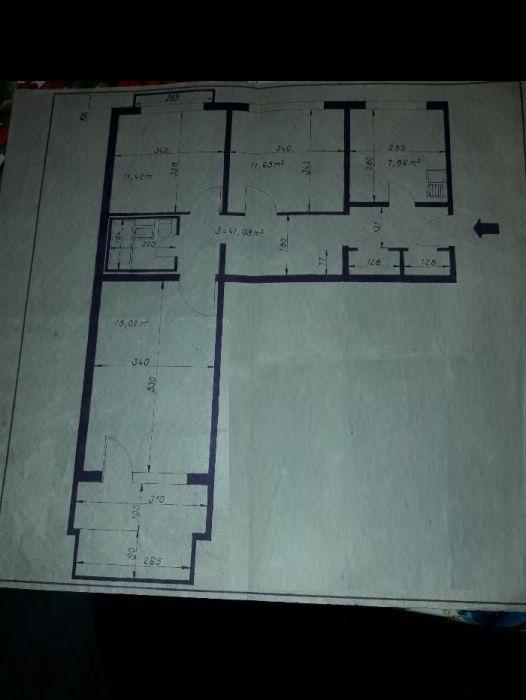 Imagine 1 Apartament 3  camere decomandat, Dristor