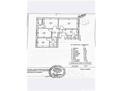 Apartament 4 camere 1 Decembrie 1918 - Trapezului
