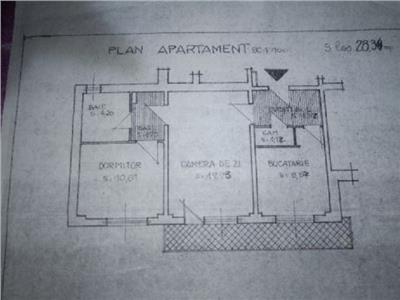 Apartament 2 camere Bdul Tineretului
