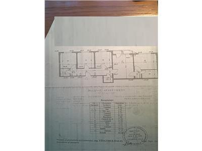 Apartament 4 camere Mosilor-Mihai Eminescu
