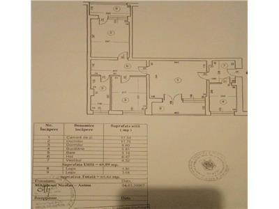 Apartament 3 camere Baba Novac, Parc IOR
