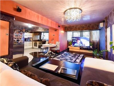 Apartament  3 camere LUX Bdul Uniri