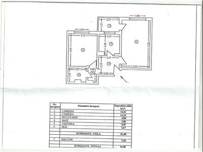 Apartament 2 camere Camil Ressu, Metrou Nicolae Grigorescu