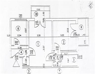 Apartament 2 camere Titan, Liviu Rebreanu