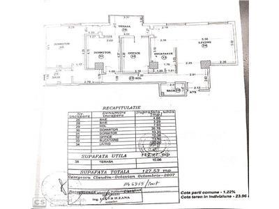 Apartament 4 camere Piata Alba Iulia