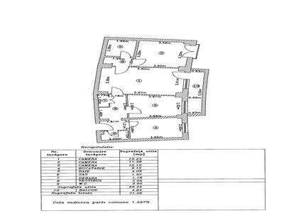 Apartament 3 camere Mihai Bravu, Baba Novac