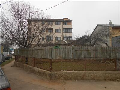 Teren Ideal Constructie, parc Bazilescu.