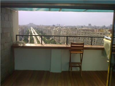 Penthouse 3 camere - ULTRALUX - Decebal, Piata Alba Iulia