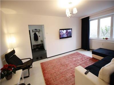 Apartament 2 camere LUX, vedere la Parcul Titan
